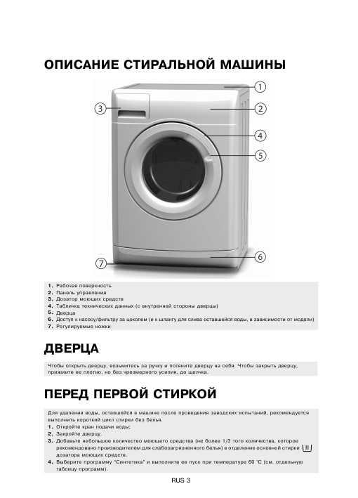 Стиральные Машины Bauknecht Инструкция По Применению - фото 9