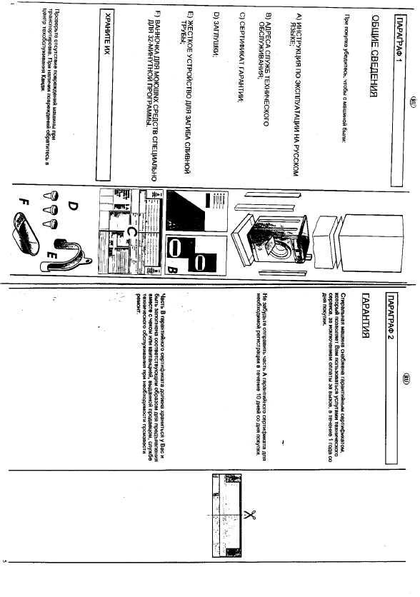 кенди холидей 161 инструкция режимы стирки