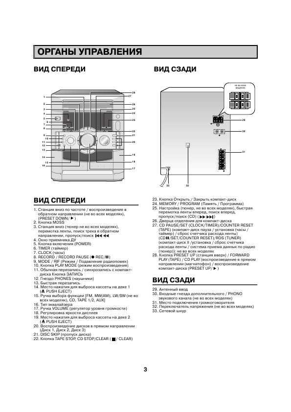 музыкальный центр Lg Ffh 315 инструкция - фото 4