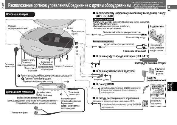 инструкция panasonic sl ct810