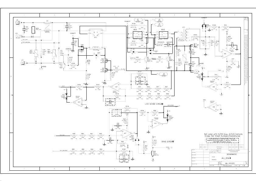BR500I (схема)