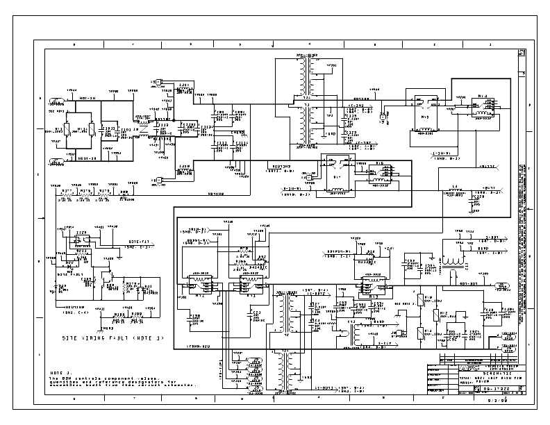 APC SMART-UPS-1400 (схема)