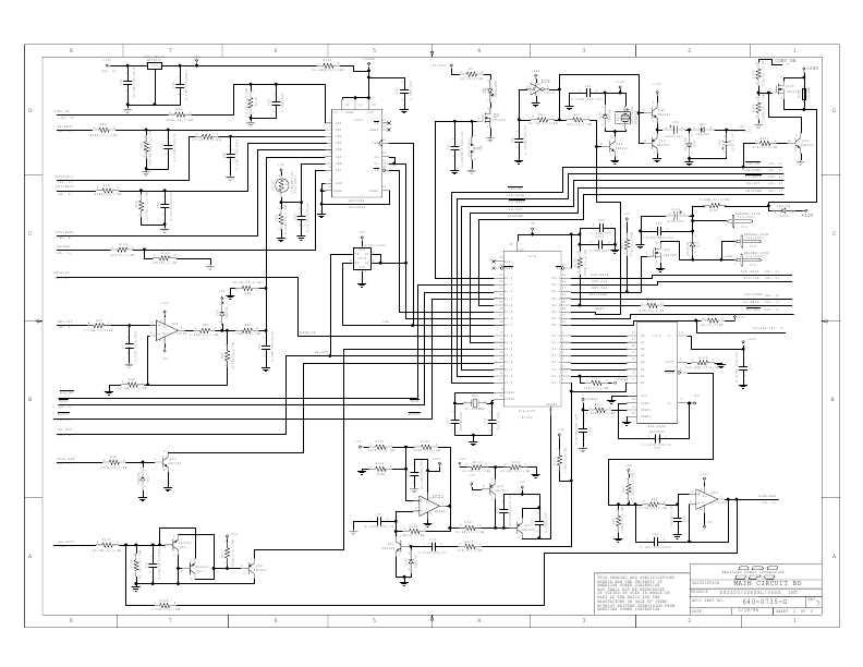 SU2200XL, SU3000 (схема)