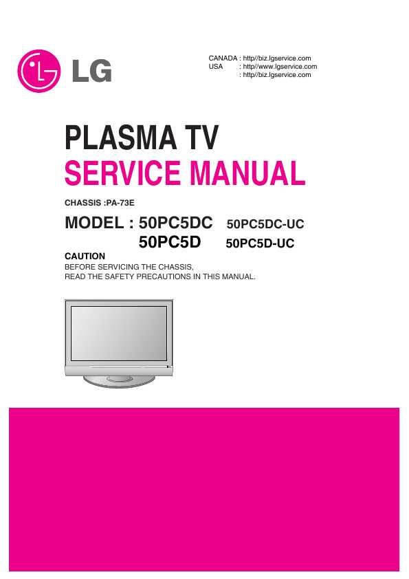 Lg Tv Service Manual Download PDF Download