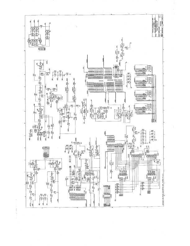 Peavey Schematic Diagrams