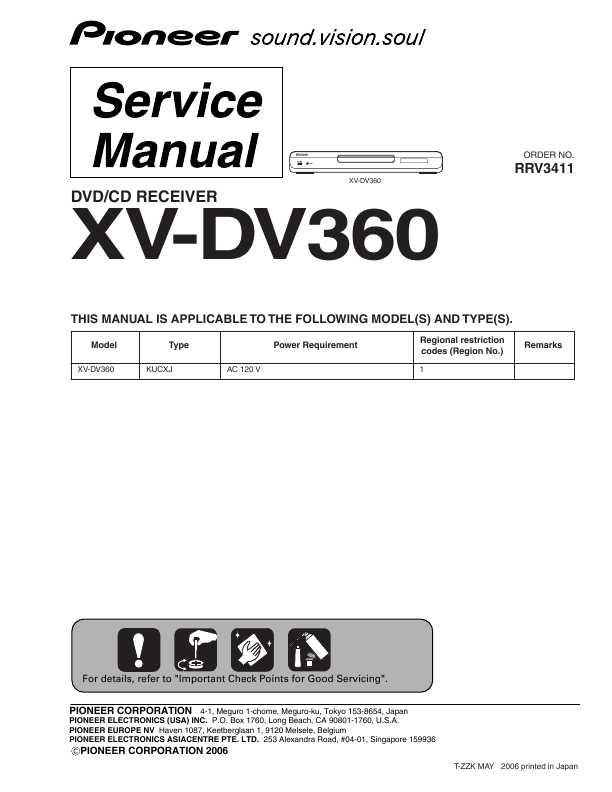 Схема dvd-проигрывателя