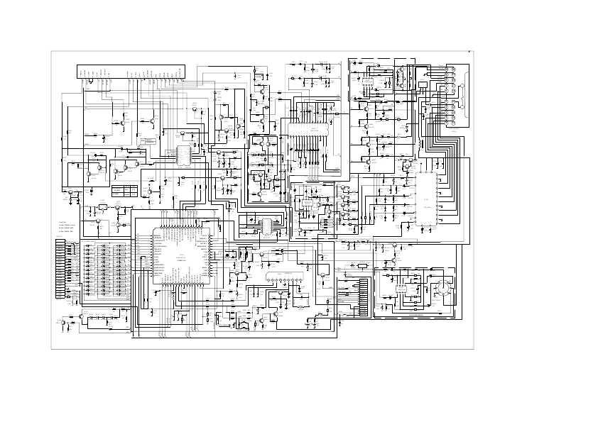 Схема шасси 5800-a3p610-01