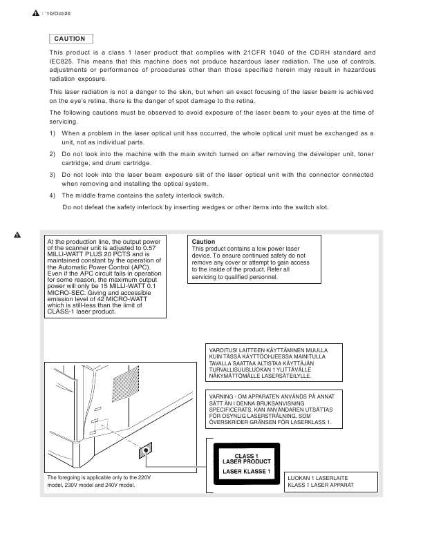 Manual sharp al 2041