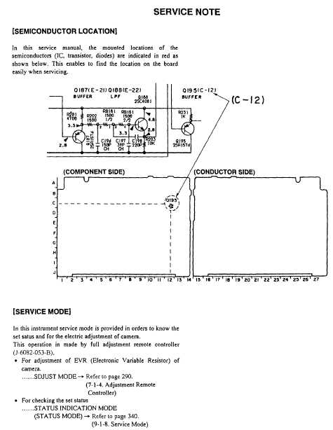 Сервисная инструкция Sony CCD-V6000E - Sony