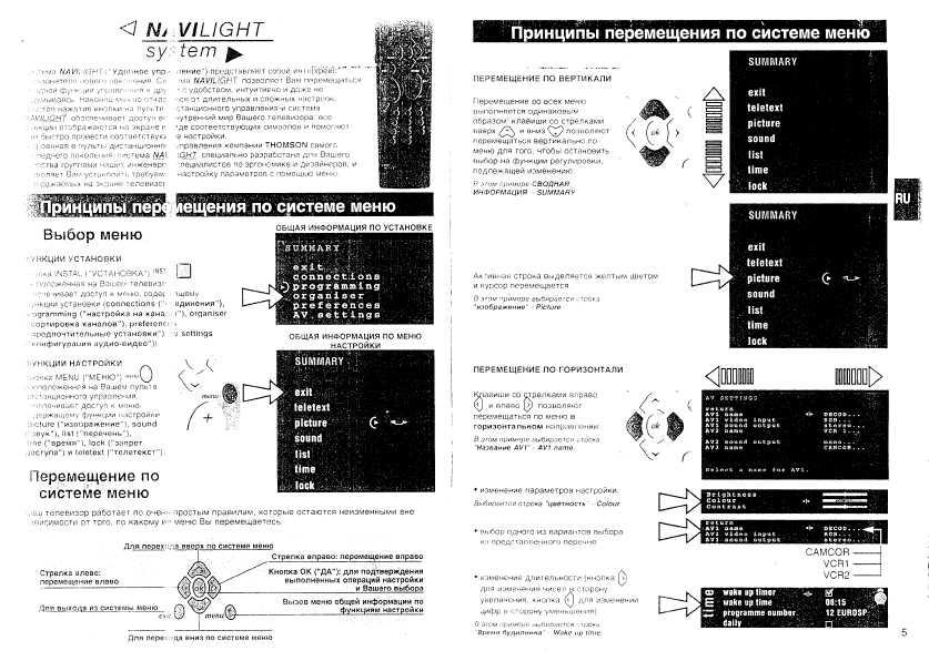Инструкция по телефону thomson telecom