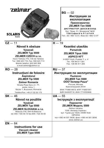 Отзывы о пылесос zelmer zvc425ht